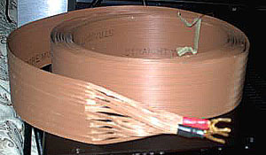 Straight Wire music ribbon
