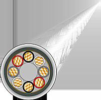 Straight Wire SER cutaway
